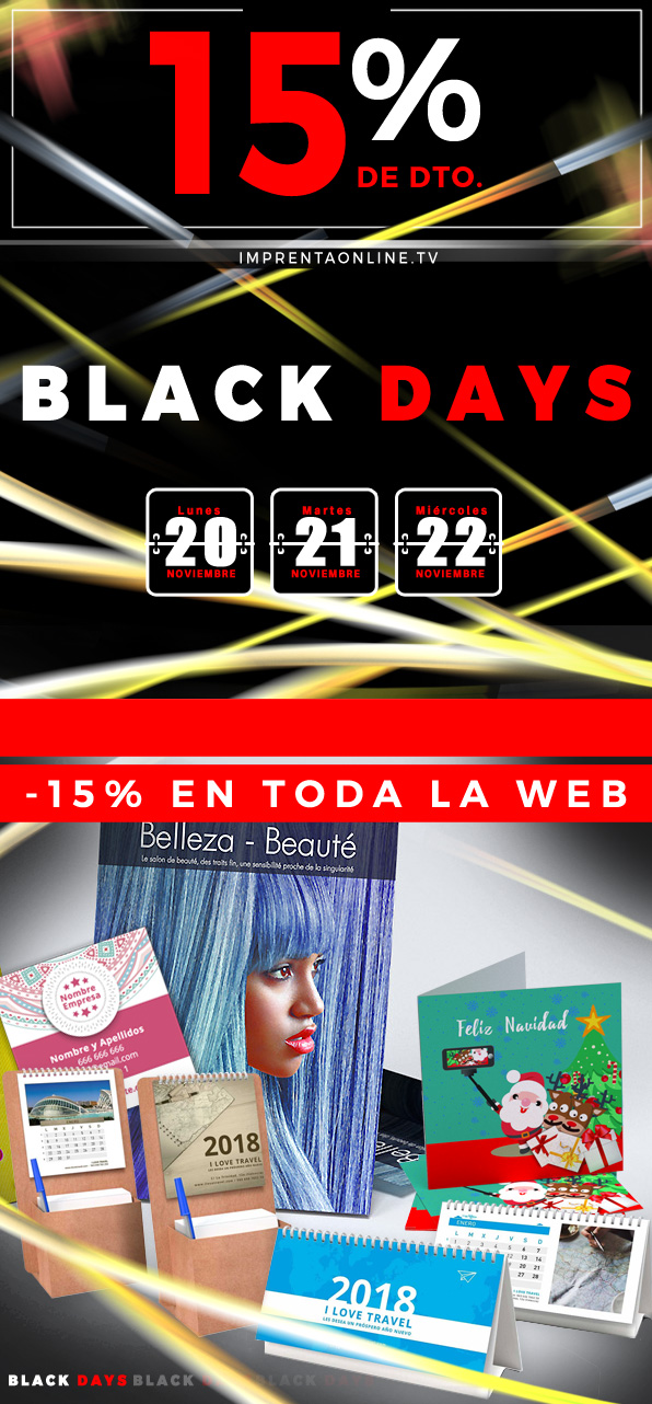 black days imprentaonline.tv