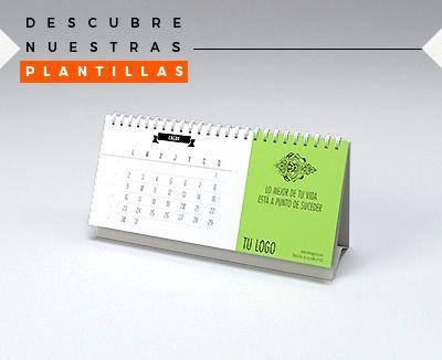 impresion para Calendario Mesa