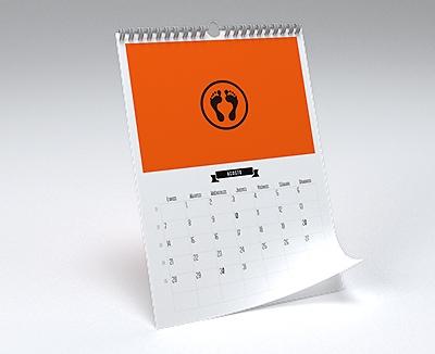 impresion para Calendario de Pared