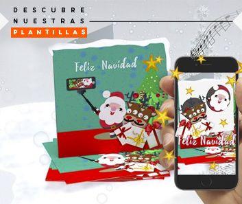 Impresión de Postales de Navidad