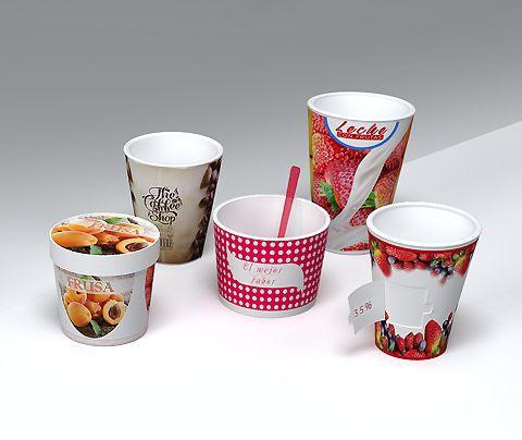 Impresión de Vasos de cartón